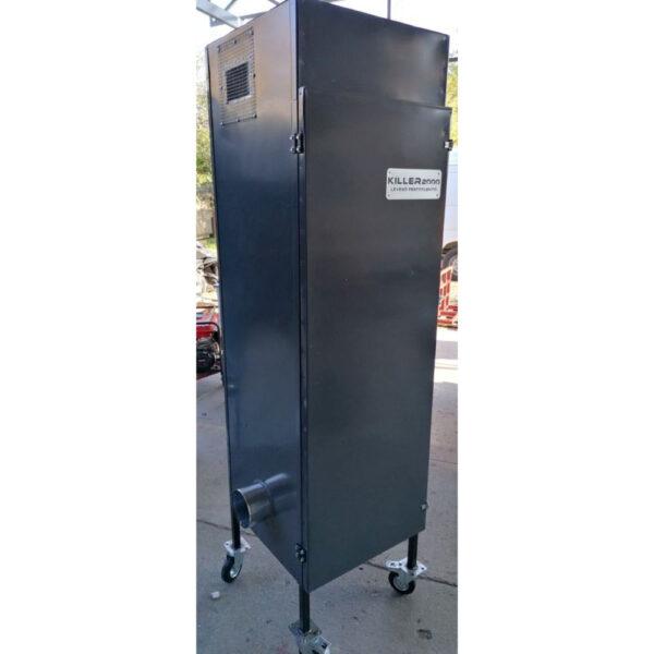 Killer 2000 germicid lámpa, UV fertőtlenítő lámpa teljes nézet- Friss-levegő webáruház